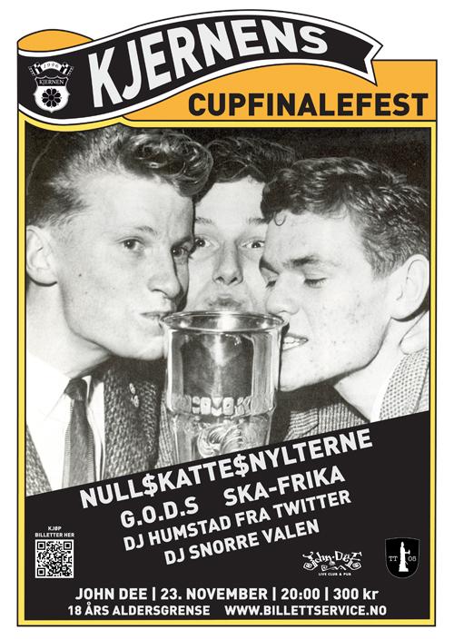 Kjernens cupfinalefest