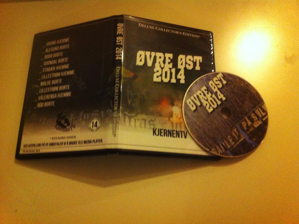 Årsfilmen Øvre Øst 2014. Foto: KjernenTV.