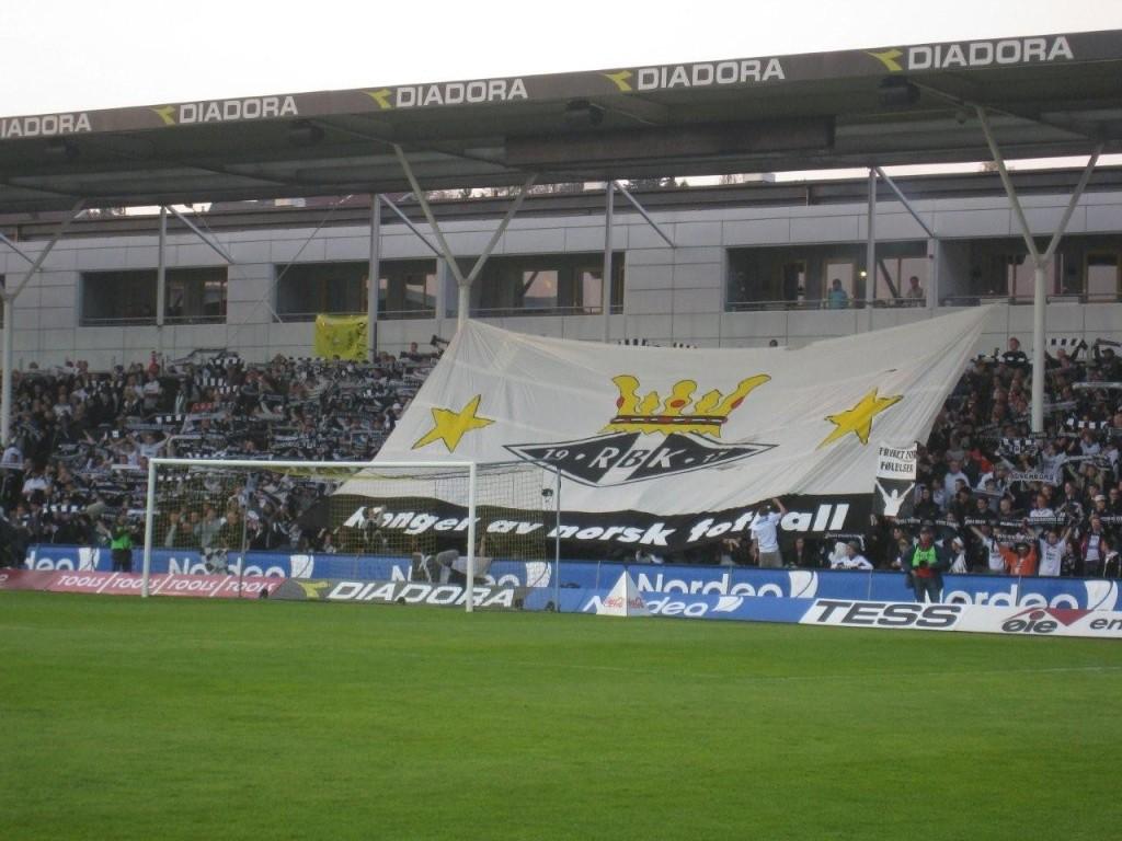 26. april 2009. Rosenborg vant 2-1 over Lillestrøm foran 10 151 tilskuere på Åråsen stadion.