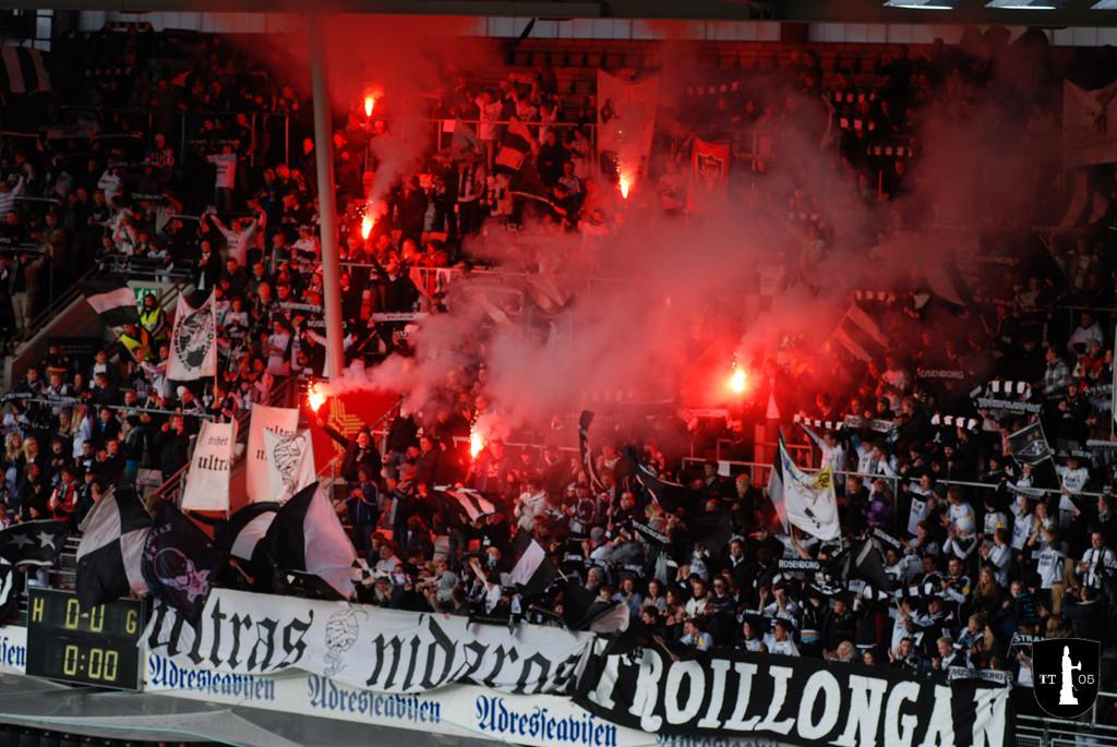 5. mai 2010. Rosenborg vant 2-0 over Stabæk foran 14 794 tilskuere på Lerkendal stadion.