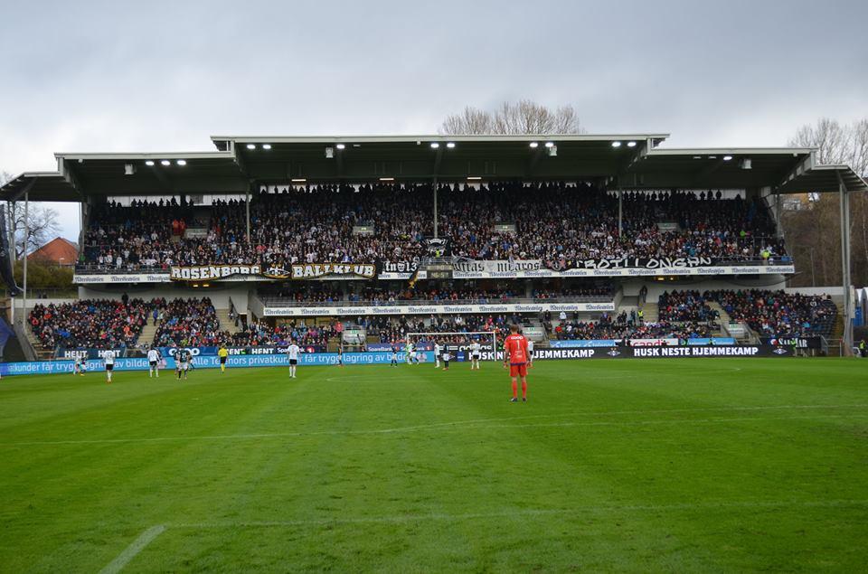 Rosenborg - Strømsgodset, 18. april 2015.