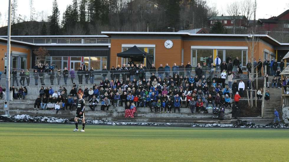 Åset kunstgress. Foto: fosna-folket.no.