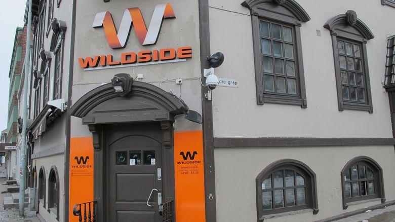 Wildside ligger i Nordre gate 23 i Trondheim sentrum. Foto: trd.by.